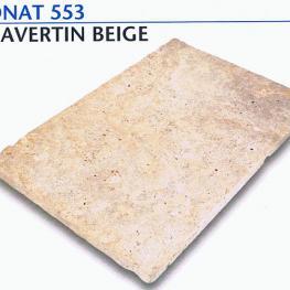 Travertin Beige, Sonat 553