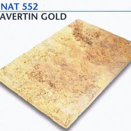 Travetin Gold, Sonat 552