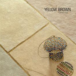 Yellow Brown Limestone, India